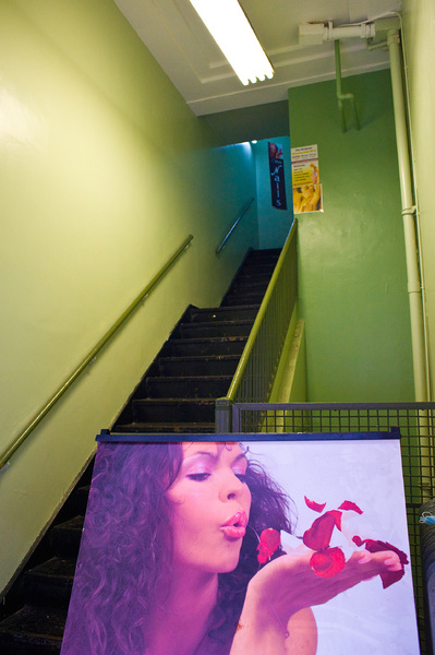 Green Stairway, Jackson Heights, New York City, 2010