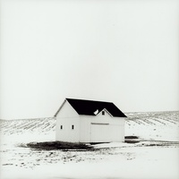 Pealer's Barn, Winter, Amity, Ohio, 1993