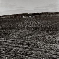 Farm Across Field, Killduff Road, Knox County, Ohio, 1996
